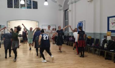 Freshers' Ceilidh Michaelmas Term 2018