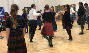 End of Term Dance - Michaelmas 2018